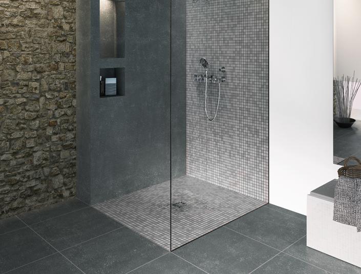 Bathroom Design Floor Level Showers JACKOBOARD: The Beauty Of Barrier Free  Shower Elements.