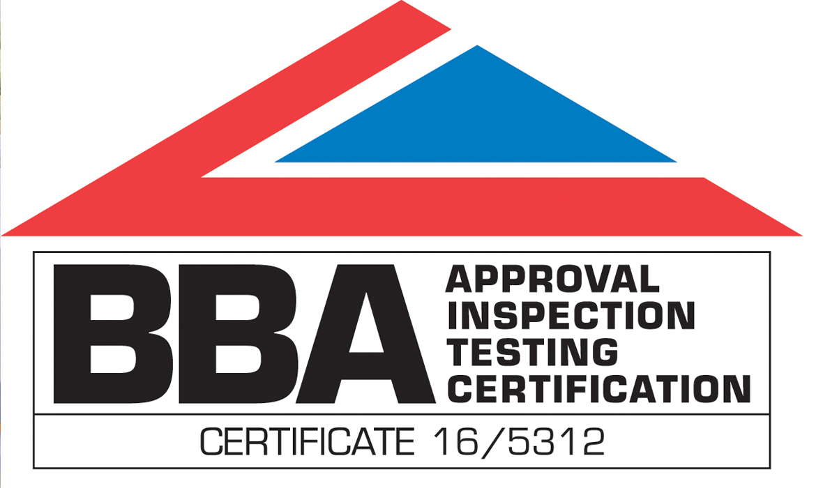 JACKOBOARD<sup>®</sup> awarded BBA Certificate for total system